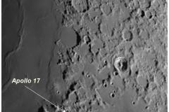 25-site Apollo 17