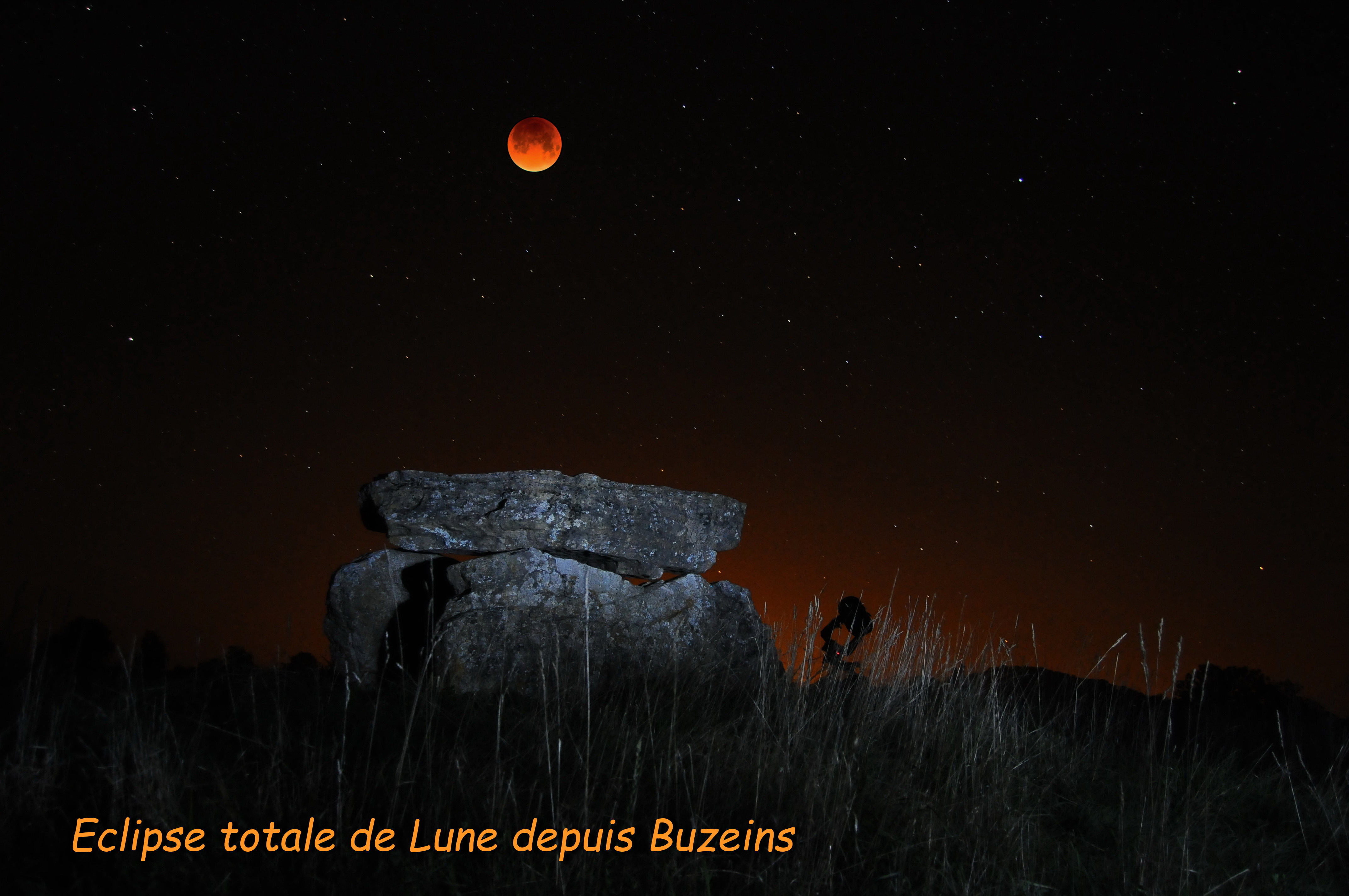 06 - éclipse au Dolmen